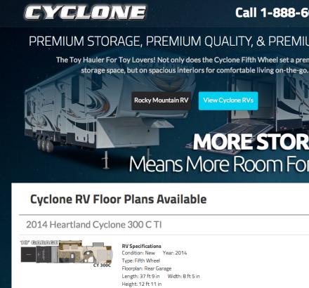 CycloneRV.com