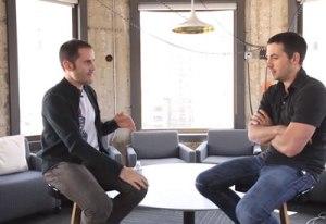 Kevin Rose Interviews Ev Williams on Foundation