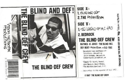 The Legend of The Blind MC