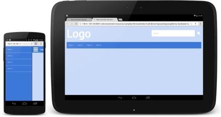 Navigation Drawer - Google Dev Web Fundamentals