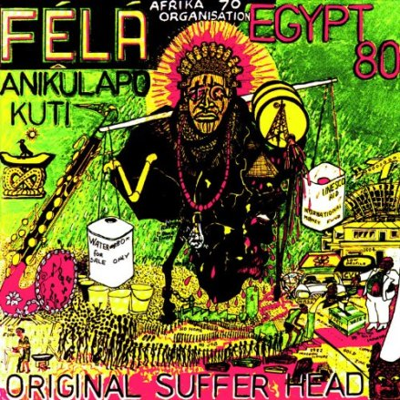 Fela  Kuti ‎- Original Sufferhead