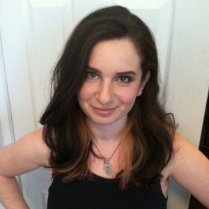 Sarah Fader, blogger.