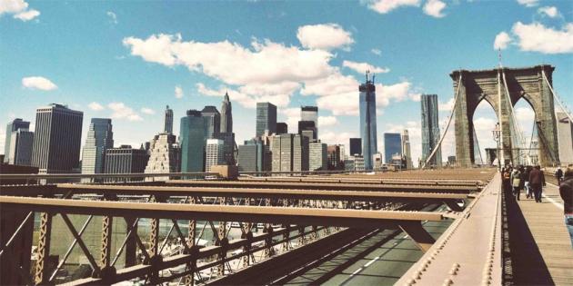 Build the Brooklyn Bridge