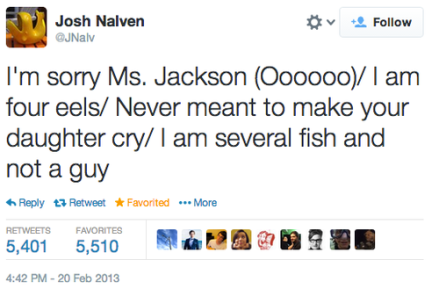 I'm sorry Ms. Jackson